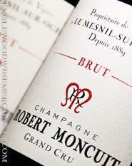 ROBERT MONCUIT, Champagne