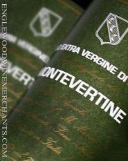 MONTEVERTINE, Olive Oil