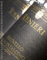 Renieri, Brunello di Montalcino