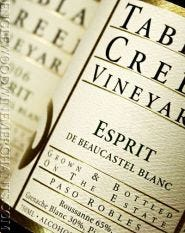 Tablas Creek, Esprit de Beaucastel