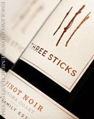 "2017 Three Sticks, Pinot Noir ""Price Family Estates"" Sonoma Coast"