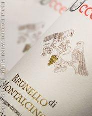 2014 Uccelliera, Brunello di Montalcino