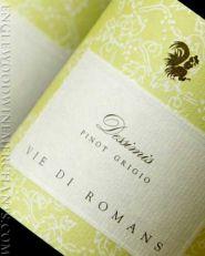 """Vie di Romans, """"Dessimis"""" Pinot Grigio"""