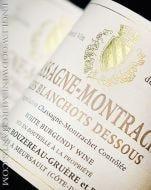 "2014 Hubert Bouzereau-Gruere, Chassagne-Montrachet ""Les Blanchot Dessous"""